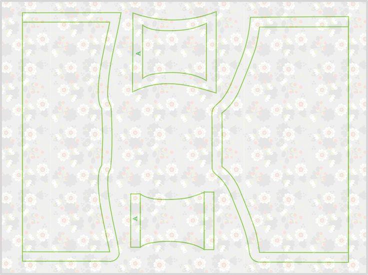 Materialen:  * Tricot (Sekura Grey by Lillestof ) (50 cm bij 70 cm)  * Elastische biais (2,5 cm bij 80 cm)   Omschrijv...