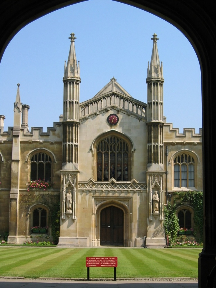 Corpus Christi, Cambridge University
