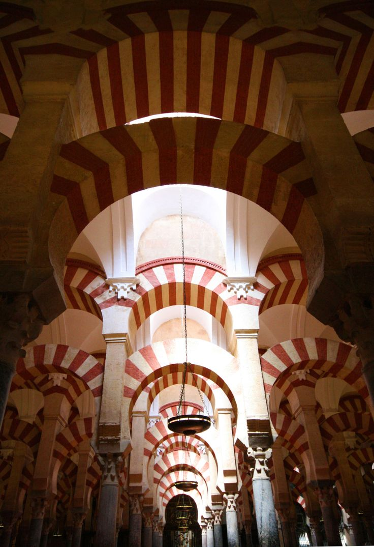 Mezquita de Cordoba, Spain  June 2011