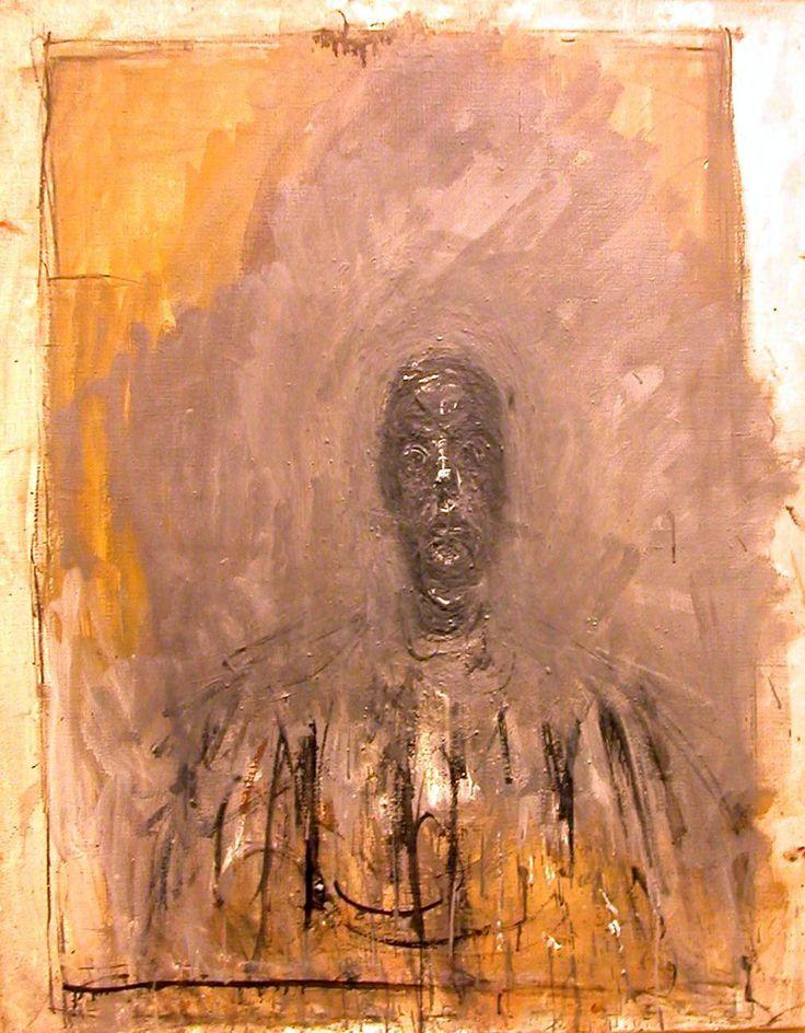 Alberto Giacometti  tete noire