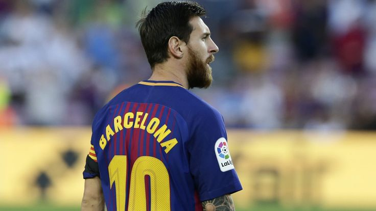 'Hacked' Real Madrid Twitter account announces Lionel Messi signing #News #Barcelona #composite #Football #LionelMessi