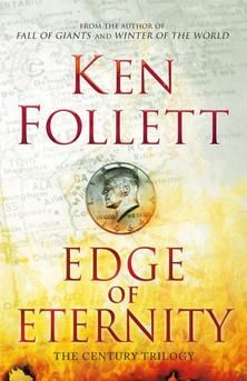 Edge of Eternity - Ken Folletts latest book. Does anyone have a review the would like to share with me.  Thanks muchly.