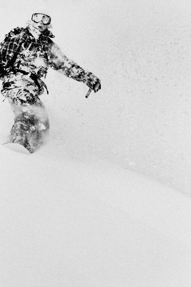 #snowboard #snowboarding #powder