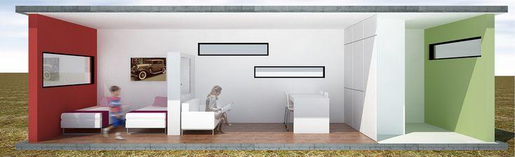 Galeria - Habitação de Emergência para Mães Solteiras / 4L ARQ - 7