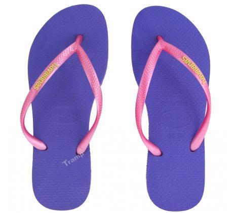 #HAVAIANAS SLIM LOGO   http://tramp4.pl/kobieta/obuwie/sandaly_i_klapki