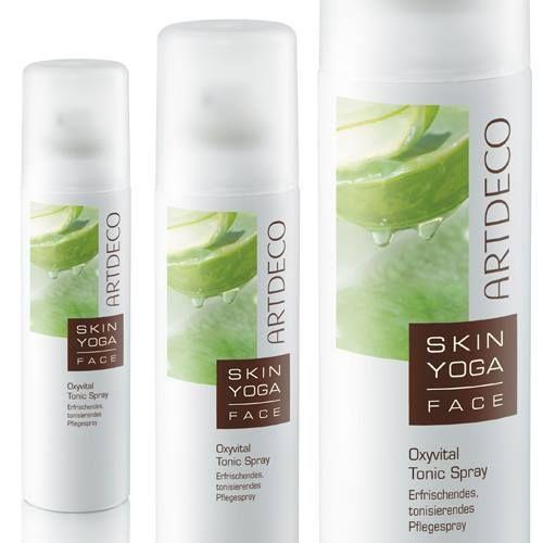 Je vaše pleť unavená? Pak si zaslouží pořádnou dávku hydratace od ATRDECO Skin Yoga Face Oxyvital! #artdecocosmetics #artdeco #profiskin #expertnakrasu