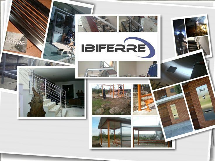 Trabajos en hierro y acero inoxidable Uruguay