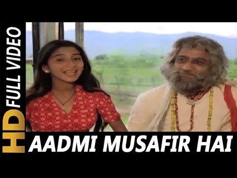 Aadmi Musafir Hai Aata Hai Jata Hai | Lata Mangeshkar, Mohammed Rafi | Apnapan 1977 Songs - YouTube