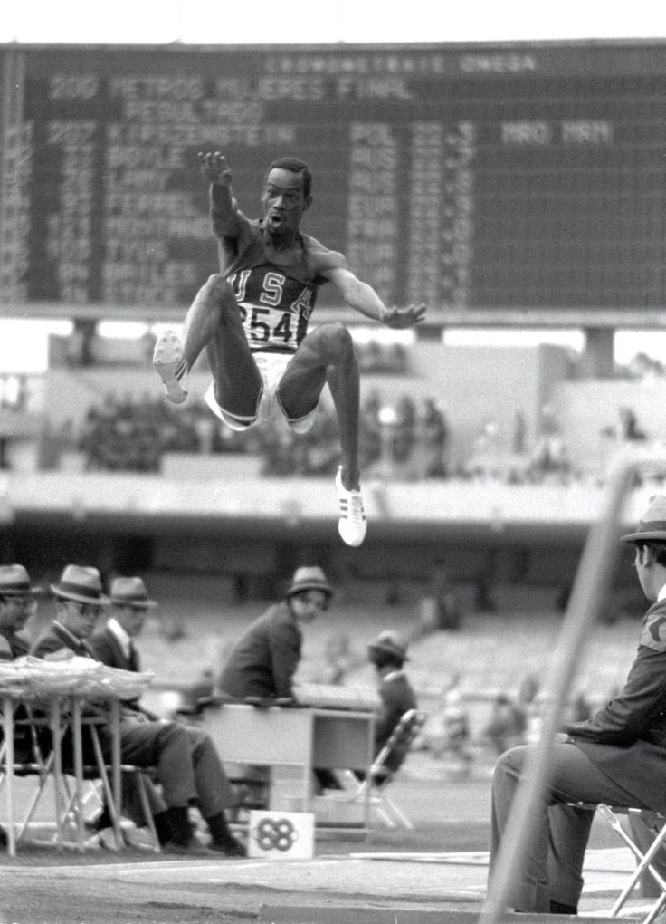 The Story Behind Bob Beamon's Miracle Jump And The Only Photo That Mattered