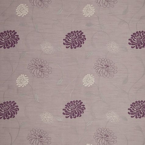Buy John Lewis Priscilla Curtain, Lilac from our Made to Measure Curtains in 7 Days range at John Lewis. Free Delivery on orders over £50.