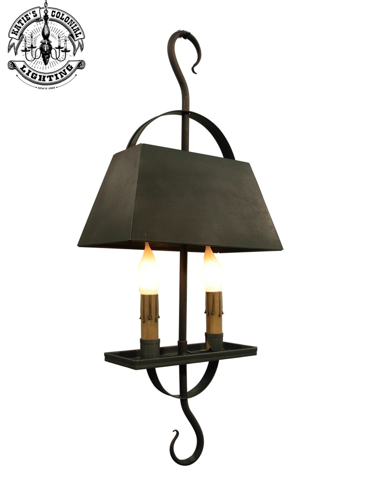 Small Bishop s Tin Pendant Light29 best primitive lighting images on Pinterest   Primitive  . Primitive Colonial Light Fixtures. Home Design Ideas