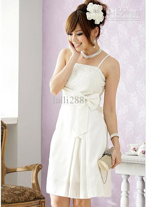 Wholesale 2012 Selling New Casual Dresses Cocktail Dress party small formal attire size XL XXL XXXL, Free shipping, $27.27/Piece | DHgate