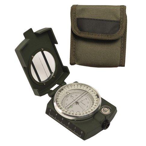 Army Metal Kompas fra Mil-Tec. Køb den her billigt!
