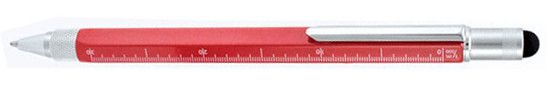 Monteverde One Touch Stylus Tool Red Ballpoint Pen