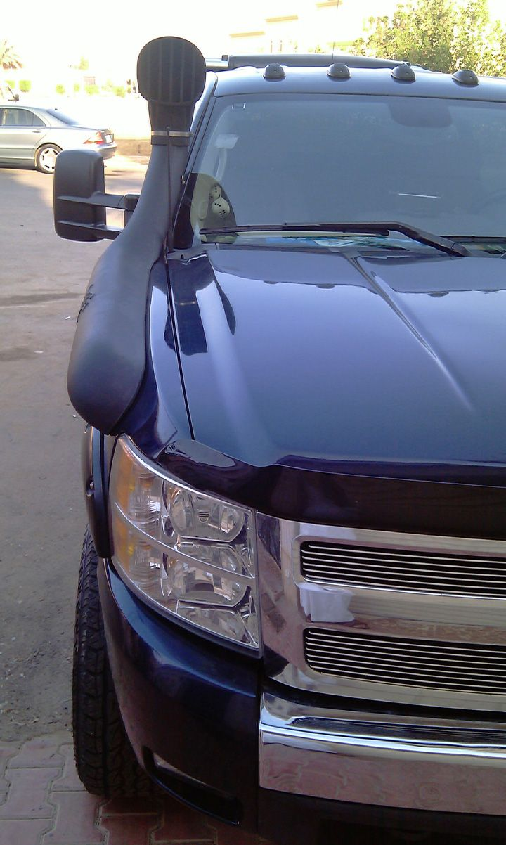 Airflow Snorkel Kit Chevrolet Silverado or GMC Sierra ...
