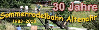 Rodelbahn Öffnungszeiten und Preise - 30 Jahre Sommerrodelbahn Altenahr
