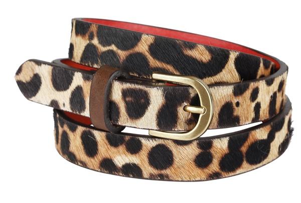 Leopard print belt #GapLove
