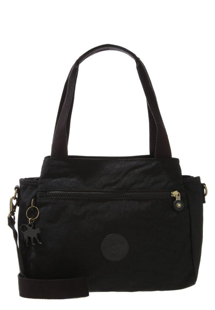 Kipling ELYSIA Handtasche black leaf Accessoires bei Zalando.de | Accessoires jetzt versandkostenfrei bei Zalando.de bestellen!