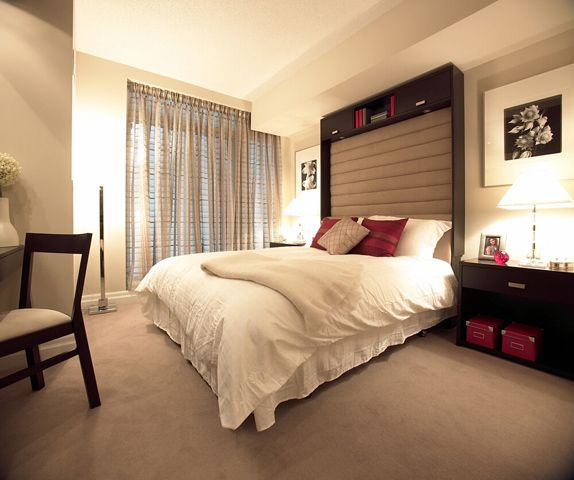 Interior Hotel Photography of Bedroom [BP imaging - Bochsler Photo Imaging]