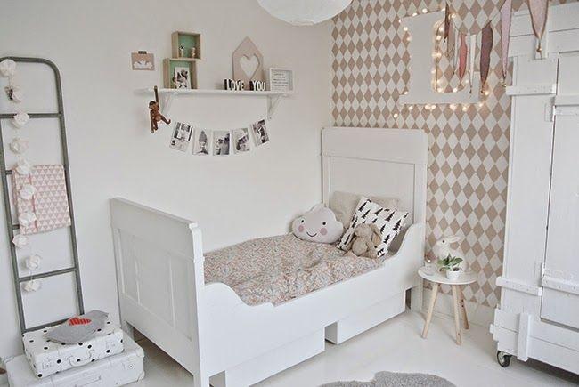 2 habitaciones 1 color: ROSA PASTEL