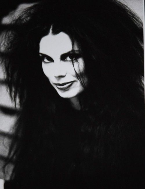 Patricia Morrison ~ Fur Bible † Sisters of Mercy † The Damned ~ fucking…
