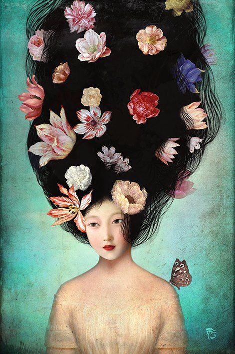 The Botanist's Daughter | Christian Schloe