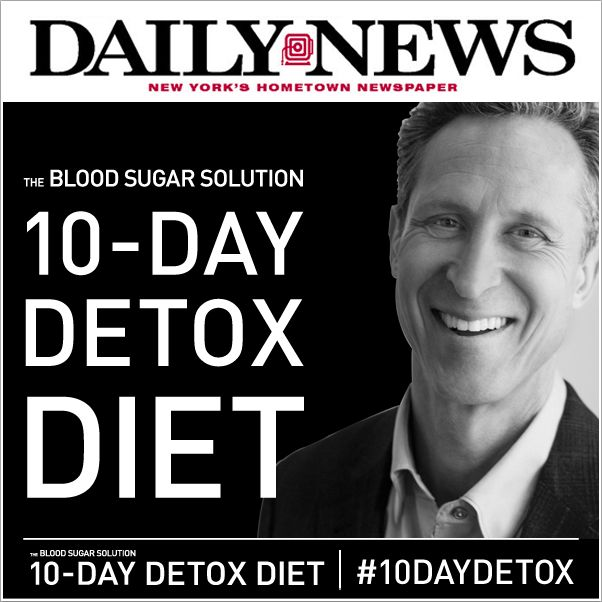 Sugar is as addictive as cocaine and the 10 Day Detox WILL Break your habit.