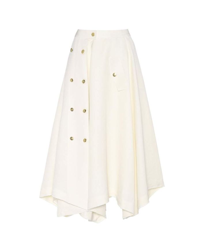 LOEWE . #loewe #cloth #半身裙