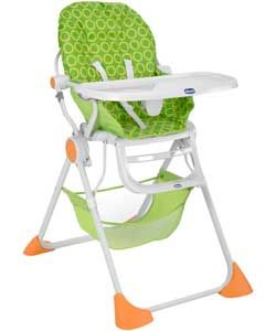 Chicco Pocket Lunch Highchair - Jade. From Argos