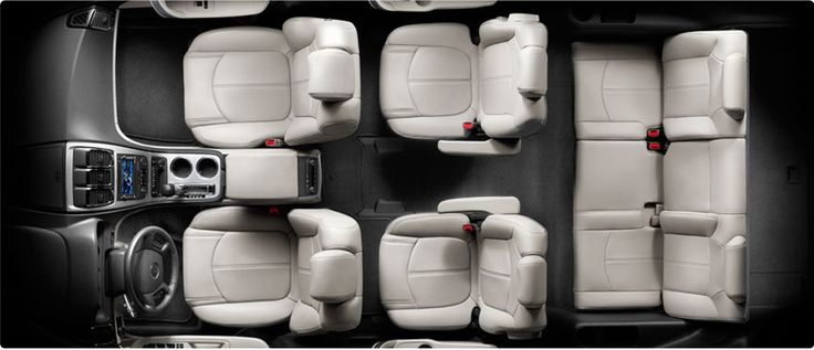 2012 GMC Acadia - Acadia SLT Light Titanium interior shown ...