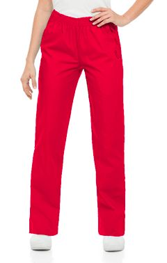 Women's Classic Relaxed Pant - True Red