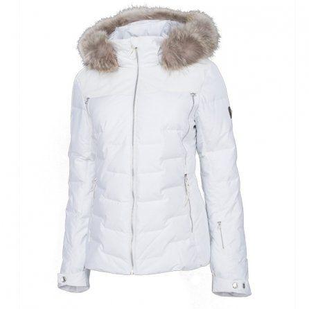 Spyder Falline Down Ski Jacket (Women's) - White