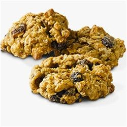 These hearty classics are loaded with the whole grain goodness of oats and plump raisins. They're also made with 17% fewer calories and 60% less sugar than the full-sugar version. The cookie jar is about to get raided.