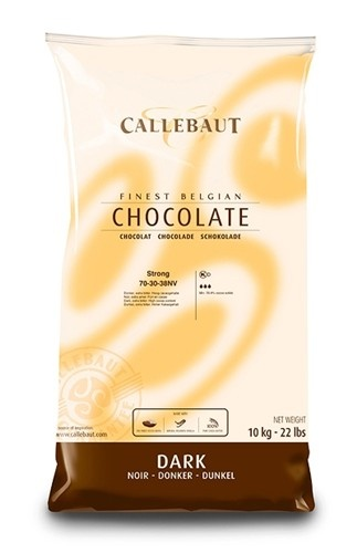 Barry Callebaut 70% dark chocolate couverture chips    That's right, we're now stocking Callebaut chocolate at wholesale prices.    Callebaut chocolate - Officially the world's largest chocolate manufacturer and by far the most popular chocolate brand for many chocolatiers & the food service industry as a whole.    And with Chocolate Trading Co - there's no accounts to set up, no minimum quantities, just by what you want, when you want, and earn loyalty points too with every order!