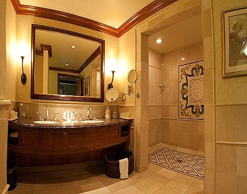 Walk In Shower No Door Love The Tile Pattern Shown Here