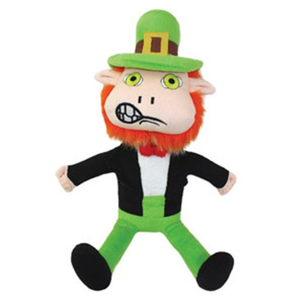 Mighty Mythical Series Dog Toy Lester Leprechaun In 2020 Dog Toys Toy Dog Breeds Pet Paws
