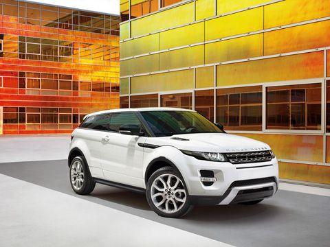 Отзывы о Land Rover Evoque (Ленд Ровер Эвок)
