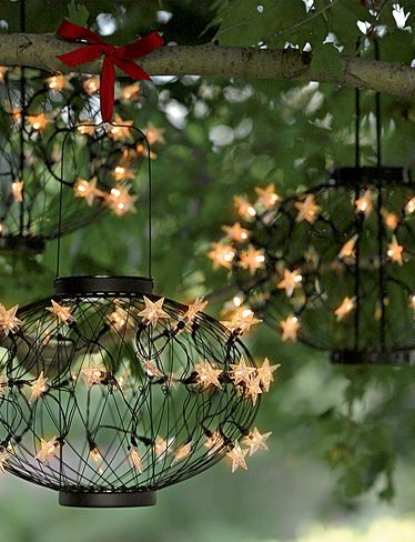 Best 25 yard lighting ideas on pinterest garden for Katzennetz balkon mit solar led garden lights