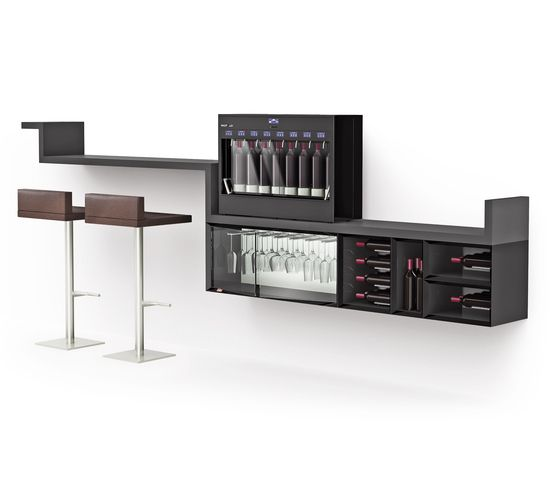 Wine coolers | Kitchen furniture | Esigo WSS1 Wine Rack Cabinet | ... Check it out on Architonic