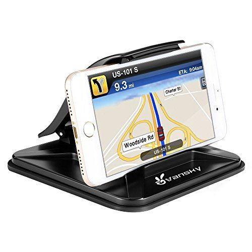 Phone Holder for Car, Vansky Dashboard Car Phone Mount iPhone 7 Plus X 8 Plus 6 6S Plus, Non-Slip GPS Holder Car Cradles for Samsung Galaxy S8 Plus Note 8 Universal 3-7 inch Smartphone [2018 Version]  https://topcellulardeals.com/product/phone-holder-for-car-vansky-dashboard-car-phone-mount-iphone-7-plus-x-8-plus-6-6s-plus-non-slip-gps-holder-car-cradles-for-samsung-galaxy-s8-plus-note-8-universal-3-7-inch-smartphone-2018-version/  Security: Triple reinforcement on dashboard