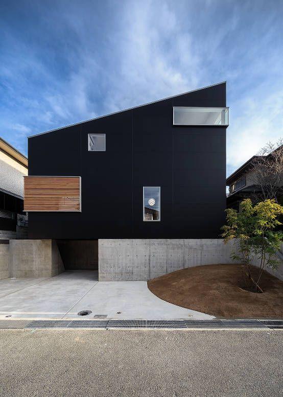 wrap : Scandinavian style houses by 一級建築士事務所haus