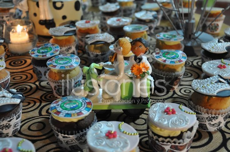 Cupcakes Personalizados www.ilusionesop.com 3125211564 - bogota - colombia