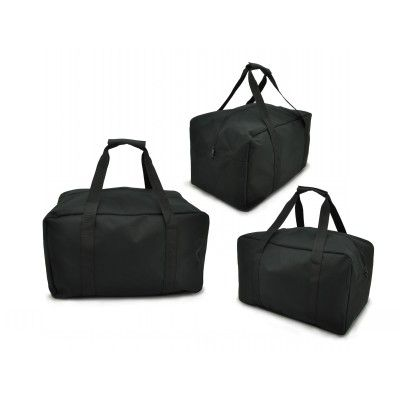 Ash 600 by 300 Denier Nylon. Large main zippered compartment, No inside base, Strong carry handle with wraparound and Velcro closure  (G1348_GRACE)