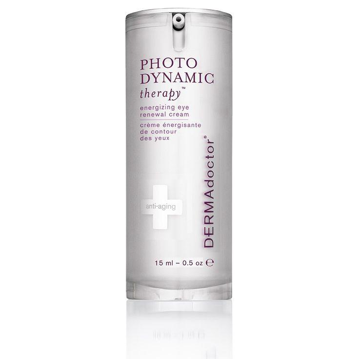Photodynamic Therapy energizing eye renewal cream | DERMAdoctor