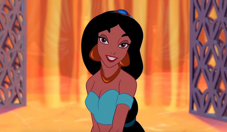 I got Princess Jasmine! Quiz: Pick a Panda to Determine Which Disney Character You Are | Oh My Disney
