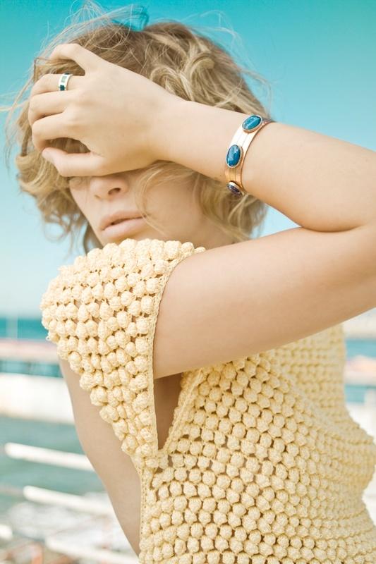 Helen Rodel - fashion design in crochet