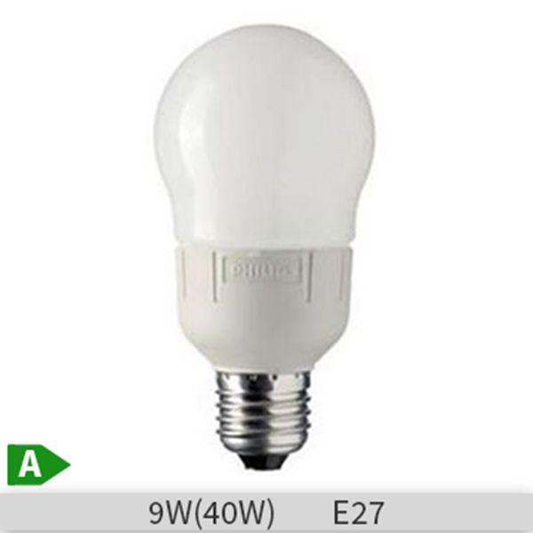 Bec economic Philips PL-E Ambiance, forma standard, E27, 9W, 12000 ore, lumina calda http://www.etbm.ro/becuri-economice