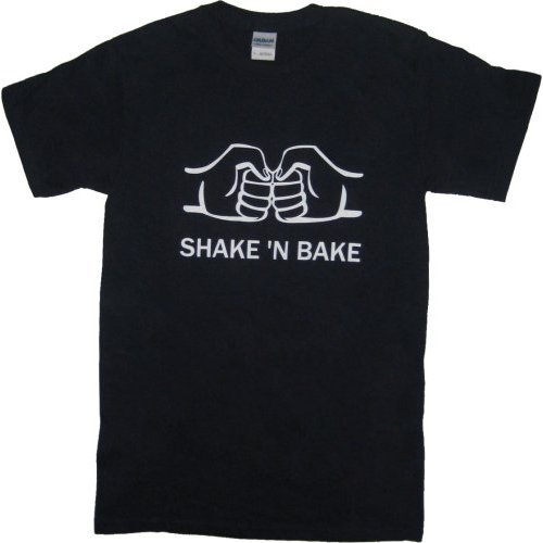 Talladega Nights: The Ballad of Ricky Bobby Shake N Bake T-shirt