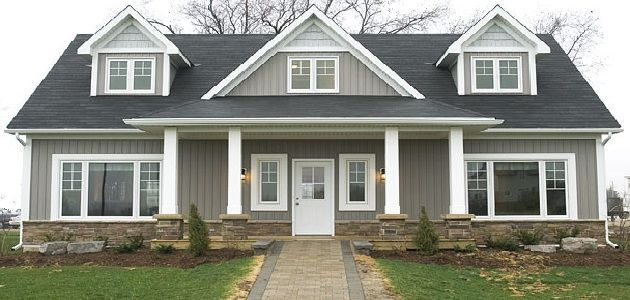Exterior Home Design Vinyl Siding