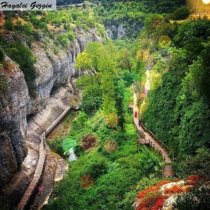 Hayalci Gezgin: Safranbolu Tokatlı Kanyonu ve Kristal Teras...